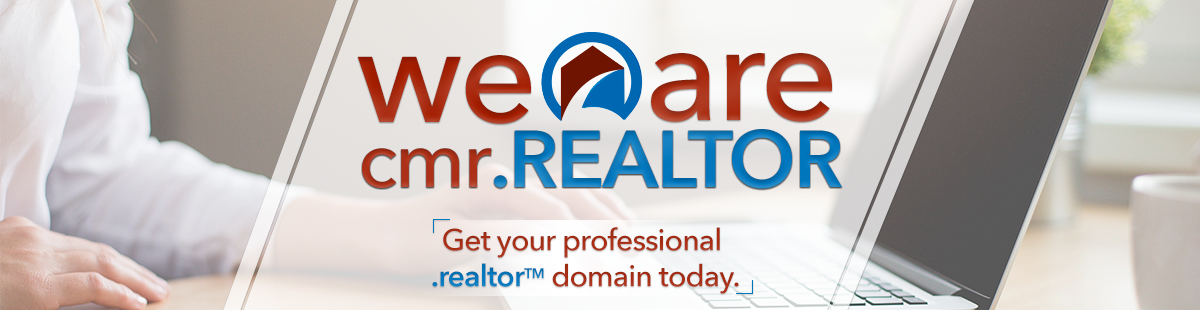Get your professional .realtor domain today.